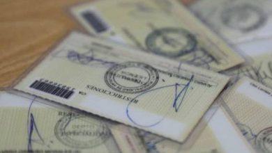 Photo of Se posterga un año la renovación de la licencia de conducir