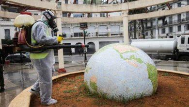 Photo of La OMS advierte de una «aceleración» de la pandemia
