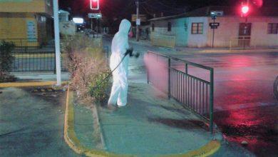 Photo of La Ligua: Continúan los operativos de desinfección preventiva en distintos puntos de la Comuna
