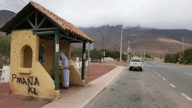 Photo of Petorca: Comienza sanitización de espacios públicos