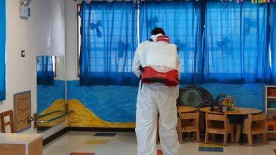Photo of Zapallar: Comenzó sanitización en establecimientos educacionales