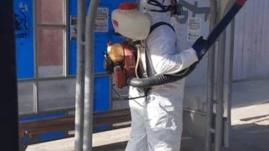 Photo of Cabildo: Equipo municipal continúa sanitización preventiva por Coronavirus