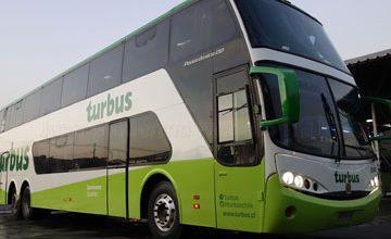Photo of No va más, Turbus suspenderá sus recorridos desde el 31 de Marzo