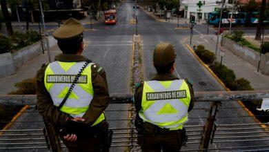 Photo of Primer día de cuarentena total en siete comunas de Santiago terminó con tres detenidos