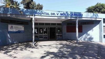 Photo of 8 funcionarios del Hospital Víctor Hugo Möll de Cabildo son Covid-19 Positivo