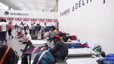 Photo of Alrededor de 300 chilenos están varados en México tras cierre del tránsito aéreo comercial