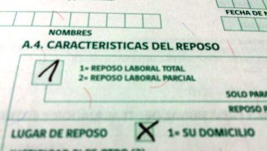 Photo of Se autorizarán licencias médicas por «contacto directo» con contagiados por Coronavirus