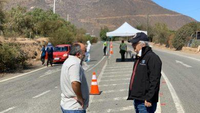 Photo of Cabildo implementa Control Sanitario Preventivo en Rutas E-411 y E-35