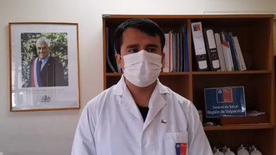 Photo of SEREMI de Salud Francisco Álvarez confirma 06 nuevos casos Covid-19 en la Región de Valparaíso