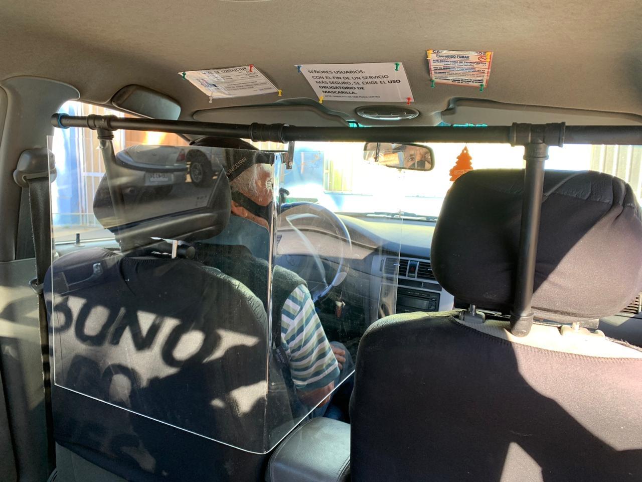 Taxi colectivos Cabildo