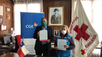 Photo of CGE y sus trabajadores aportan $175 millones a la Cruz Roja para apoyar su labor durante esta pandemia