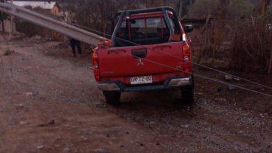 Photo of Accidente Vehicular con poste mantiene a la comuna de Petorca y Cabildo sin suministro eléctrico