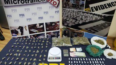 Photo of PDI Desarticula foco de venta de drogas en sector Gómez Carreño de Viña del Mar