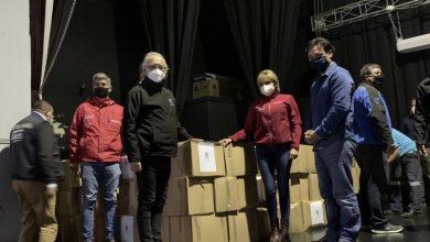 Photo of Municipio de Cabildo concluye primera entrega de más de 750 canastas de alimentos financiadas con recursos externos