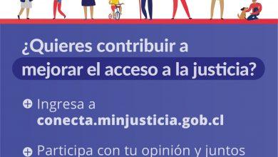 Photo of #ConectaJusticia: La nueva plataforma digital para conocer la opinión de las personas sobre el funcionamiento de la justicia y que entregará datos sobre el sistema judicial durante la pandemia