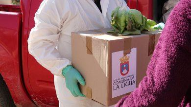 Photo of La Ligua: Continúa la entrega de apoyo en alimentos a las familias de la Comuna