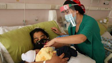 Photo of Maternidad del Hospital Dr. Gustavo Fricke refuerza protección de la madre y su hijo en pandemia