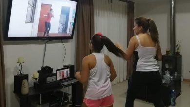 Photo of Departamento de Deportes de La Ligua continúa realizando actividades deportivas virtuales