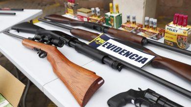 Photo of PDI Los Andes desbarata banda que proveía de armas a organizaciones criminales