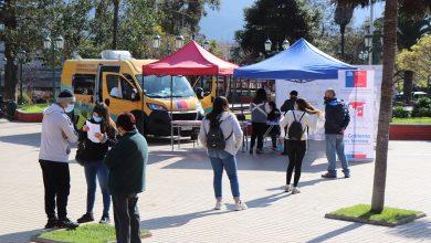 Photo of La Ligua: Municipalidad y SEREMI de Salud realizan exámenes PCR en el centro de la ciudad