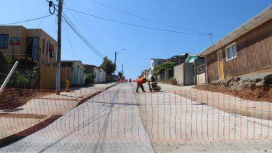 Photo of Gran avance presenta obras de pavimentación en el sector La Isla de La Ligua