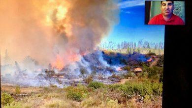 Photo of San Antonio se prepara para enfrentar período de alta ocurrencia de incendios forestales