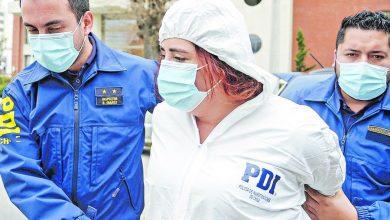 Photo of PDI Valparapíso detiene a Denisse Llanos: Investigación confirma participación en la muerte de su hija Ámbar Cornejo