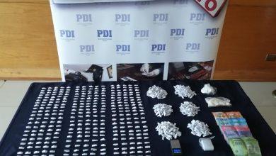 Photo of PDI detuvo a mujer por venta de drogas en San Sebastián