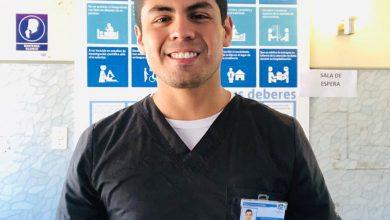 Photo of Entrevista a Pablo Gallardo, kinesiólogo departamento salud municipal Cabildo